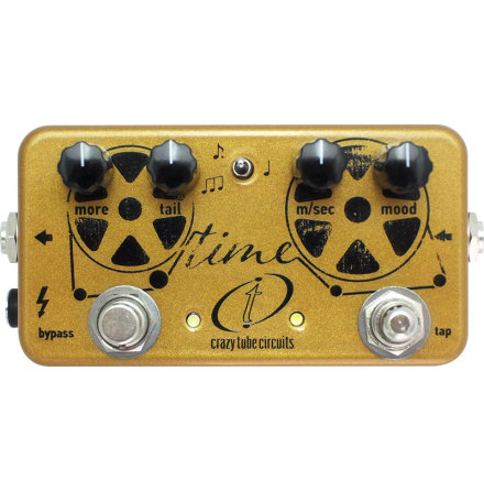 Crazy Tube Circuits Time MkII Gold