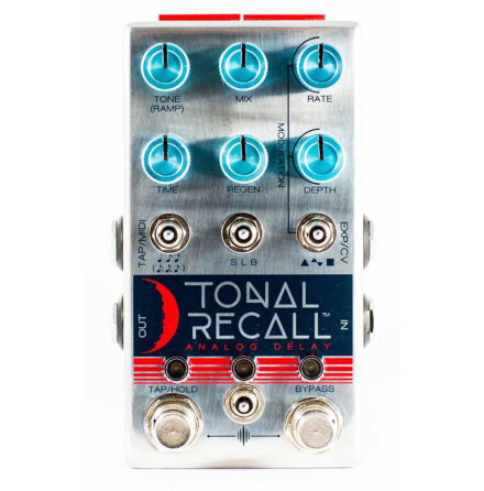 Chase Bliss Audio Tonal Recall Analog Delay