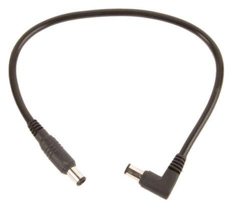 Strymon EIAJ cable straight - right angle