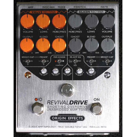 Origin Effects the RevivalDRIVE