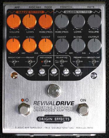 Origin Effects the RevivalDRIVE Custom