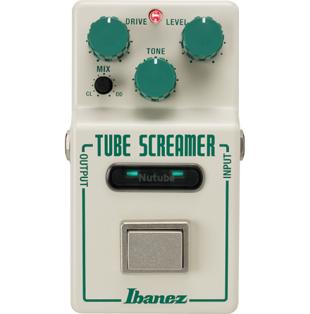 Ibanez NTS Tubescreamer NuTube Overdrive
