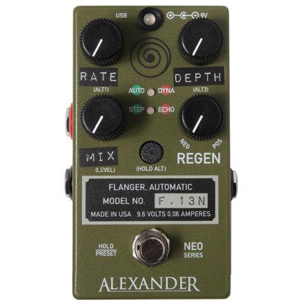 Alexander Pedals F.13 Flanger NEO