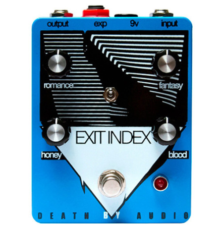 Death By Audio Exit Index Limited Edition