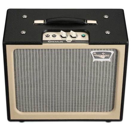 Tone King Gremlin 5-watt 1x12 Tube Combo w/Attenuator - Black