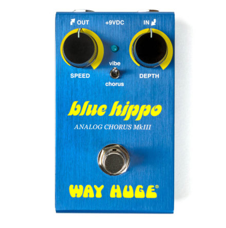 Way Huge WM61 Smalls Blue Hippo Chorus Mini