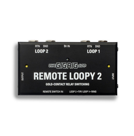 GigRig Remote Loopy2