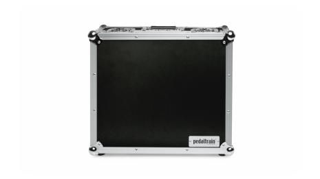 Pedaltrain PT-18-BTC-X Black Replacement Tour Case for ClassicJr,PT-JR,Novo18
