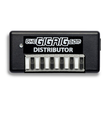 GigRig Distributor 6 non-isolated outputs