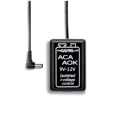 GigRig ACA AOK early BOSS pedals