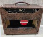 3rd Power Wooly Coats Spanky MKII 112 french alligator small british cane grill