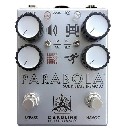 Caroline Guitar Company Parabola Solid State Tremolo