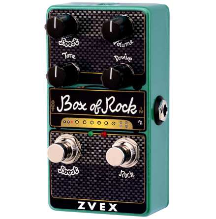 Zvex Box Of Rock Vertical Vexter