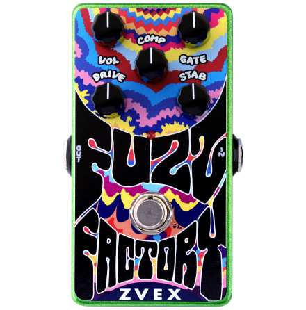Zvex Fuzz Factory Vertical