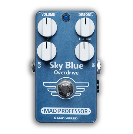 Mad Professor Sky Blue Overdrive HW