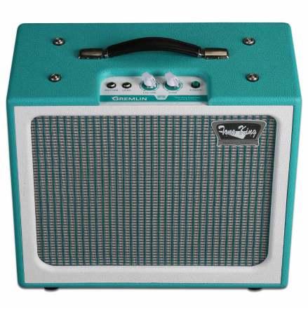 Tone King Gremlin 5-watt 1x12 Tube Combo w/Attenuator - Turquoise