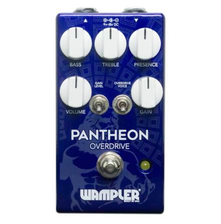 Wampler Pantheon King Of transparent Tone