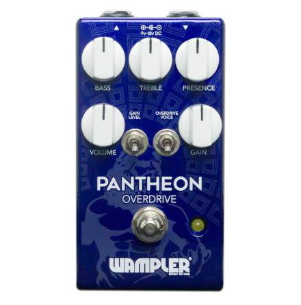 Wampler Pantheon King Of transparent Tone