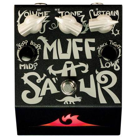 Deep Trip Pedals The Muffasaur