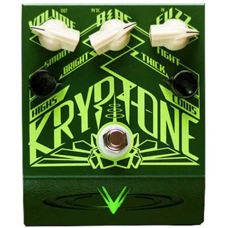 Deep Trip Pedals The Kryptone