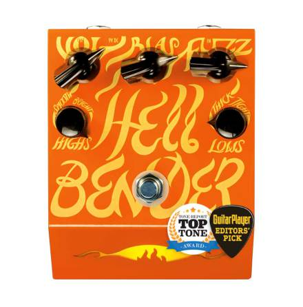 Deep Trip Pedals The Hellbender