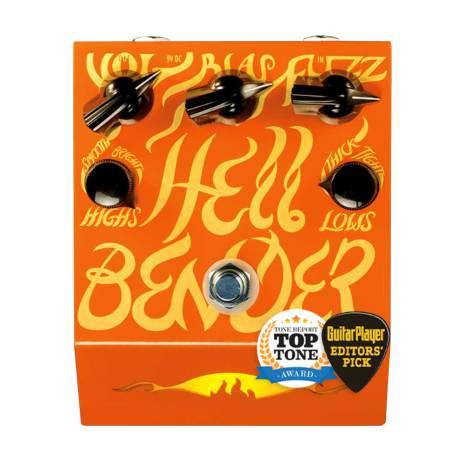 Deep Trip Pedals The Hellbender