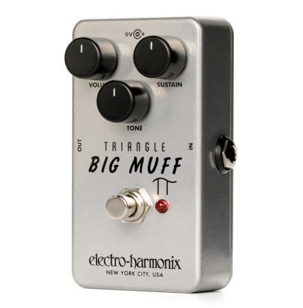 Electro Harmonix Triangle Big Muff Pi