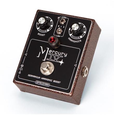 Spaceman Mercury IV Germanium Harmonic Boost Vintage Copper