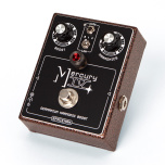Spaceman Mercury IV Germanium Harmonic Boost Vintage Copper