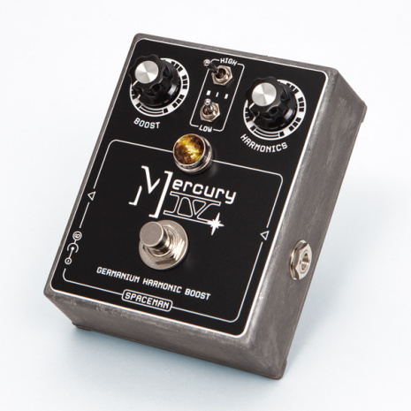 Spaceman Mercury IV Germanium Harmonic Boost Ruined