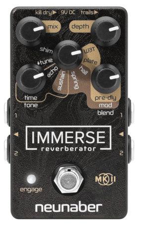 Neunaber Immerse Reverberator Mk II
