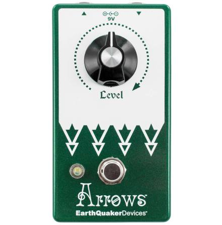 Earthquaker Devices Arrows V2 Booster