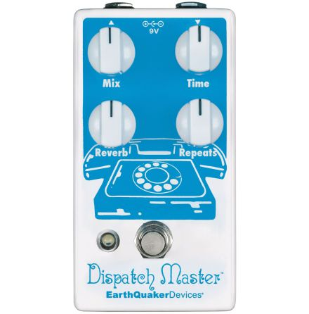 EarthQuaker Devices Dispatch Master V3