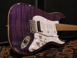 Sonnemo Custom Master ST Purple Flame #170