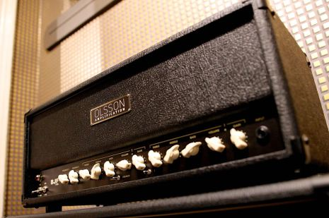 Olsson BJF 100 Head