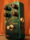 BJFE Emerald Green Distortion