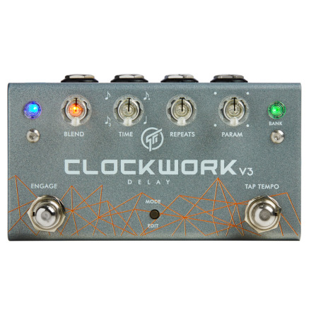 GFI System Clockwork Delay 3