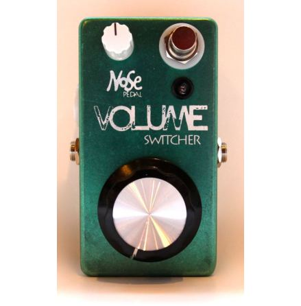 Nosepedal Volume Switcher