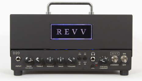 REVV Amps D20 feat Two Notes