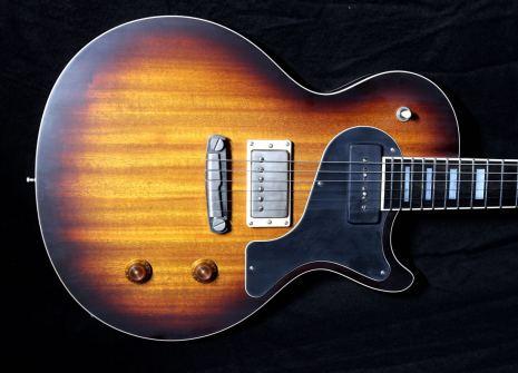 Nik Huber Krautster II 2 Tone SB One-piece Mahogny Body