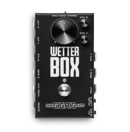 GigRig Wetter Box