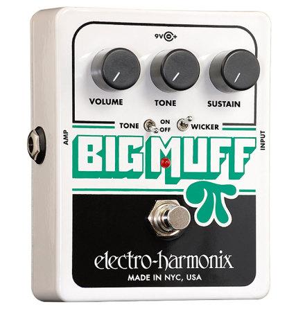 Electro Harmonix XO Big Muff PI w/ Tone Wicker