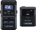 BOSS WL-60 Guitar Wireless System