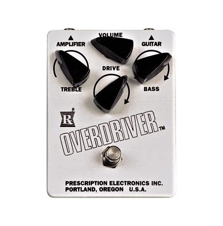 Prescription Electronics RX Overdriver