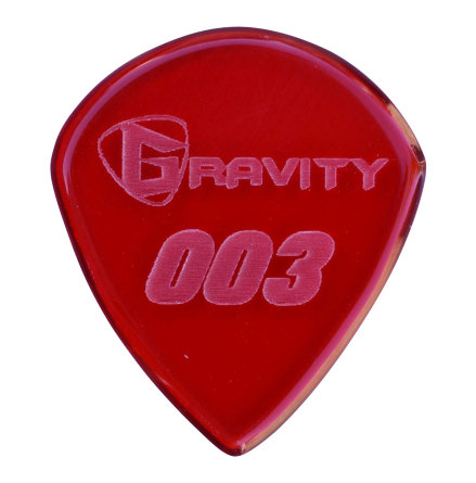 Gravity Picks 003 Master Finish