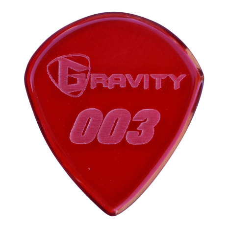 Gravity Picks 003 Master Finish