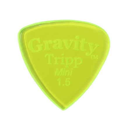 Gravity Picks Tripp Mini Jazz 1.5 mm