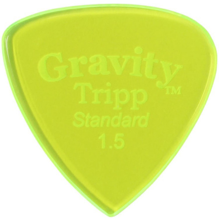 Gravity Picks Tripp Standard 1.5 mm Polished