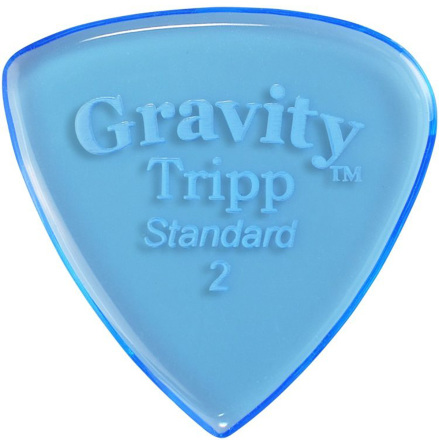 Gravity Picks Tripp Standard 2.0 mm Polished