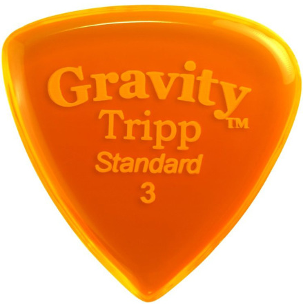 Gravity Picks Tripp Standard 3.0 mm Polished